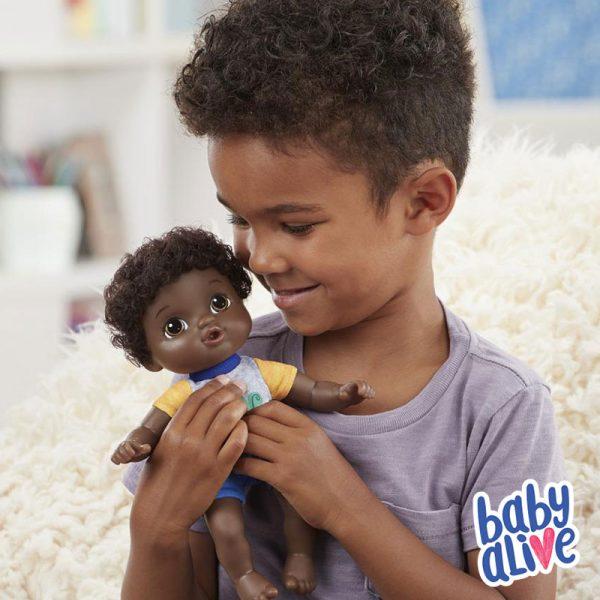 Baby Alive Leva-me Contigo Little Theo