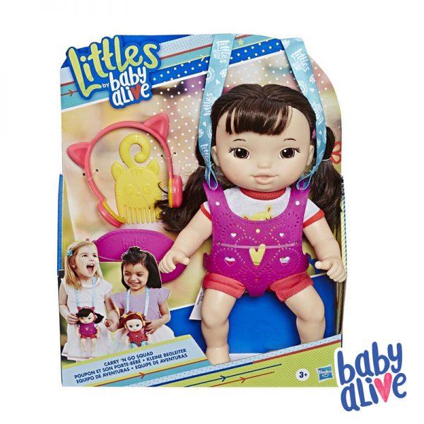 Baby Alive Leva-me Contigo Little Iris