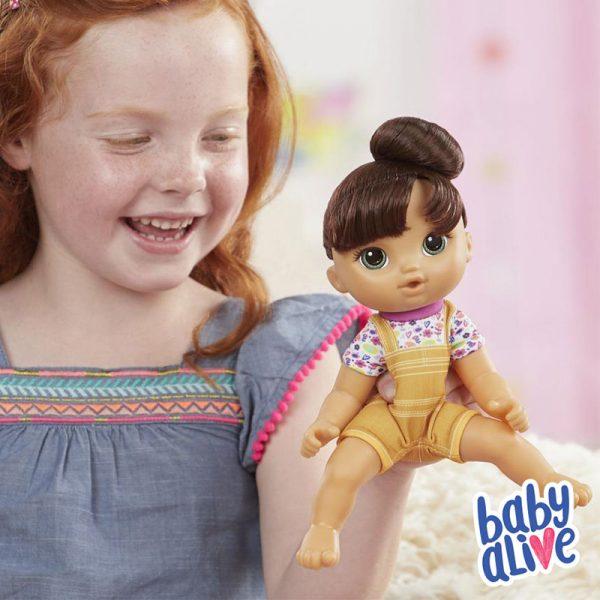 Baby Alive Leva-me Contigo Little Nadia