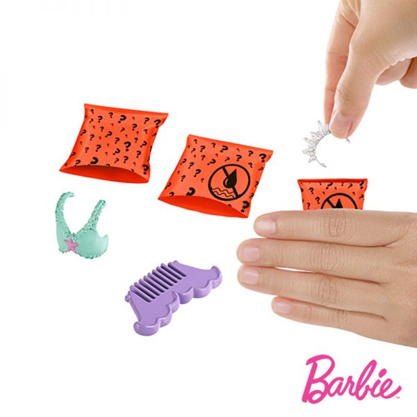 Barbie Color Reveal Chelsea III