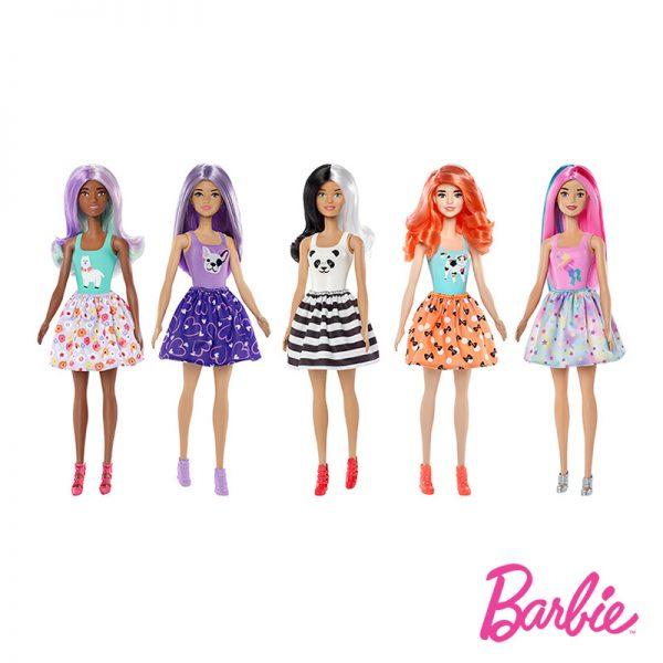 Barbie Color Reveal I