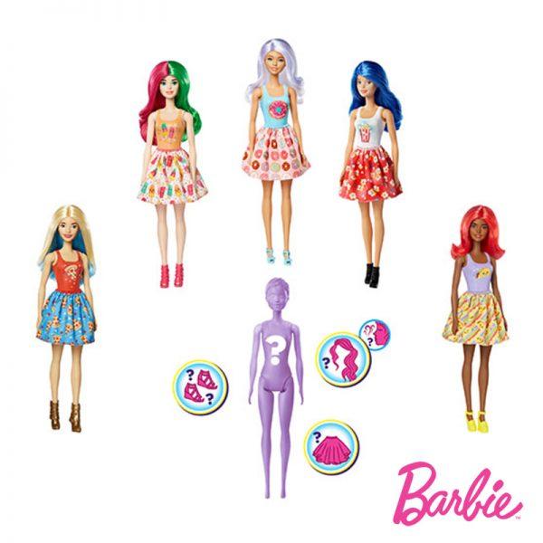 Barbie Color Reveal II