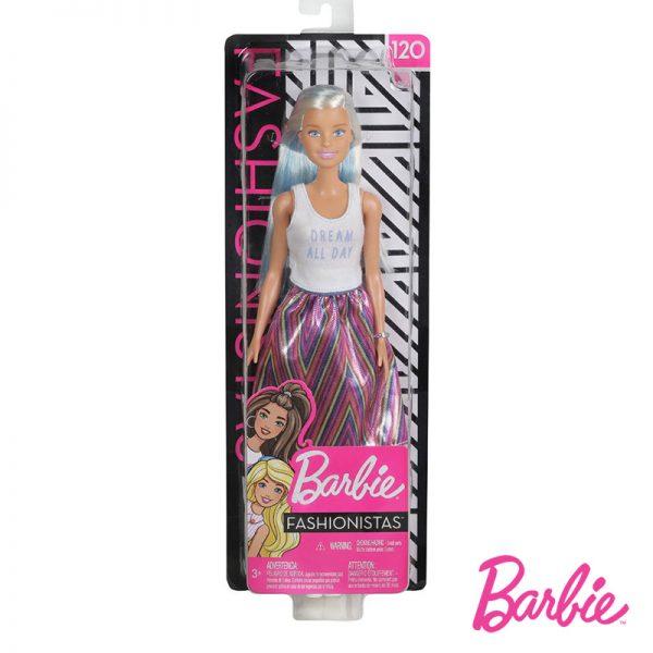 Barbie Fashionistas Nº120