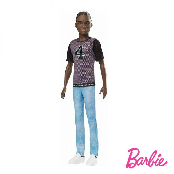 Barbie Ken Fashionistas Nº130