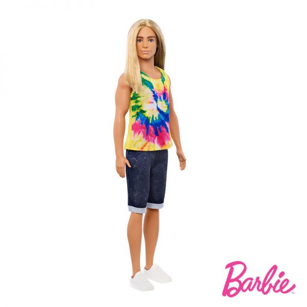 Barbie Ken Fashionistas Nº138
