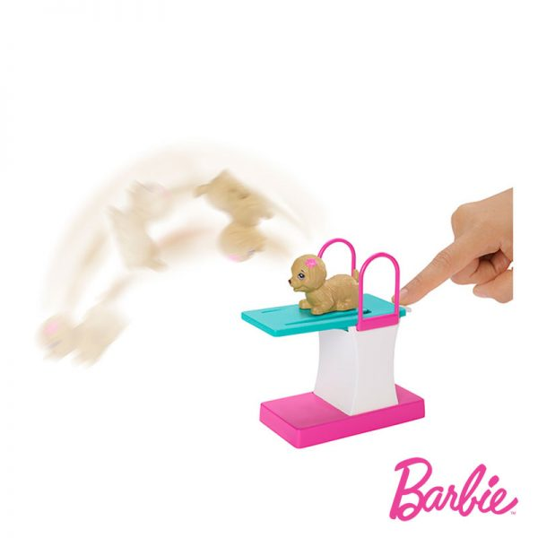 Barbie Nadadora