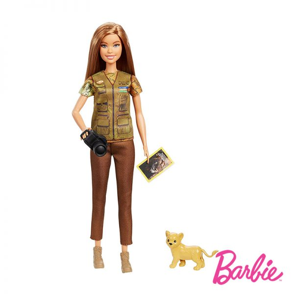 Barbie National Geographic Fotógrafa