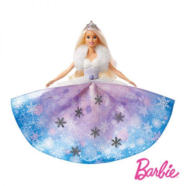Barbie Princesa das Neves