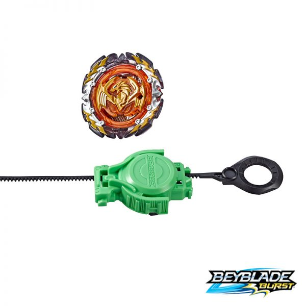 Beyblade Turbo Slingshot Perfect Phoenix P4