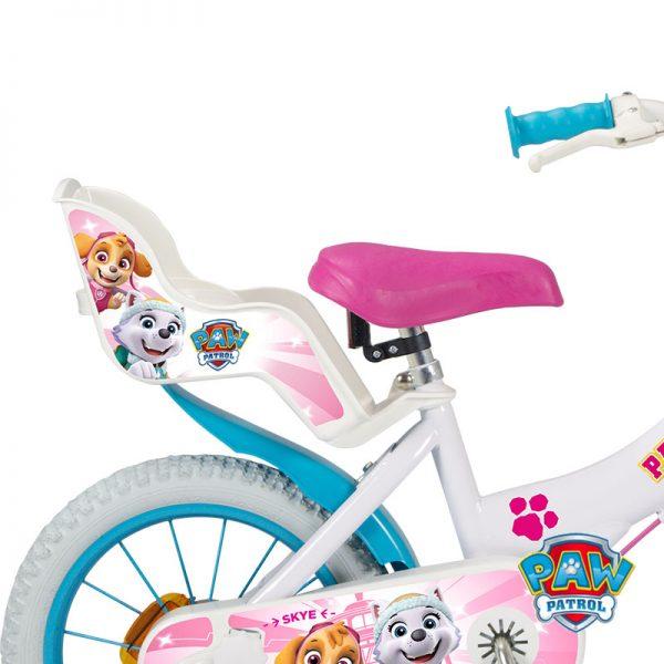 Bicicleta Patrulha Pata Skye e Everest 16″