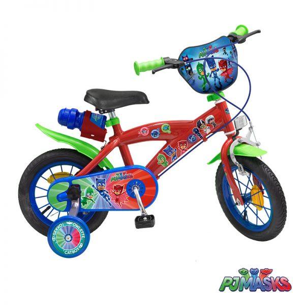 Bicicleta PJ Masks 12″