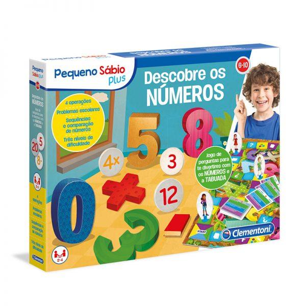Descobre os Números