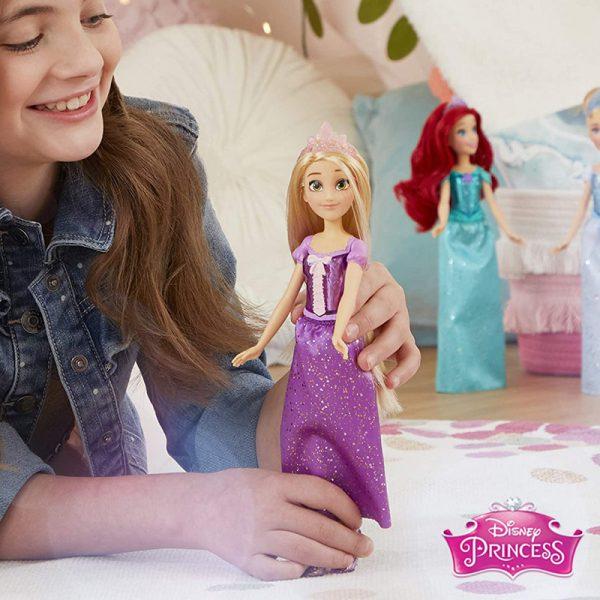 Disney Princesas Brilho – Rapunzel