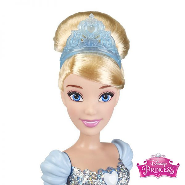 Disney Princesas Brilho – Cinderela