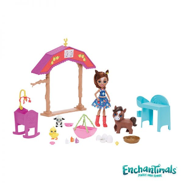 Enchantimals Quinta dos Animais
