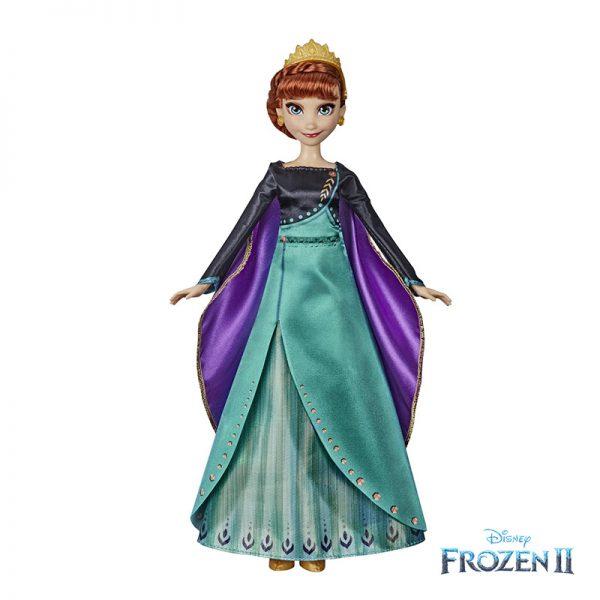 Frozen II Boneca Cantora Anna