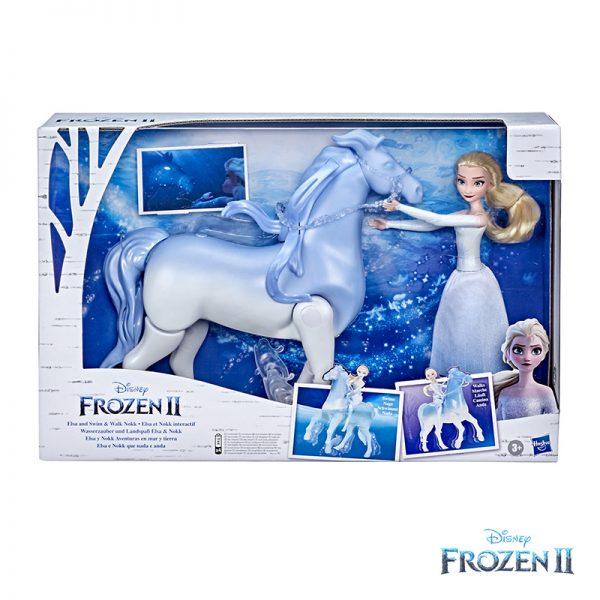 Frozen II Elsa e Nokk Anda e Nada