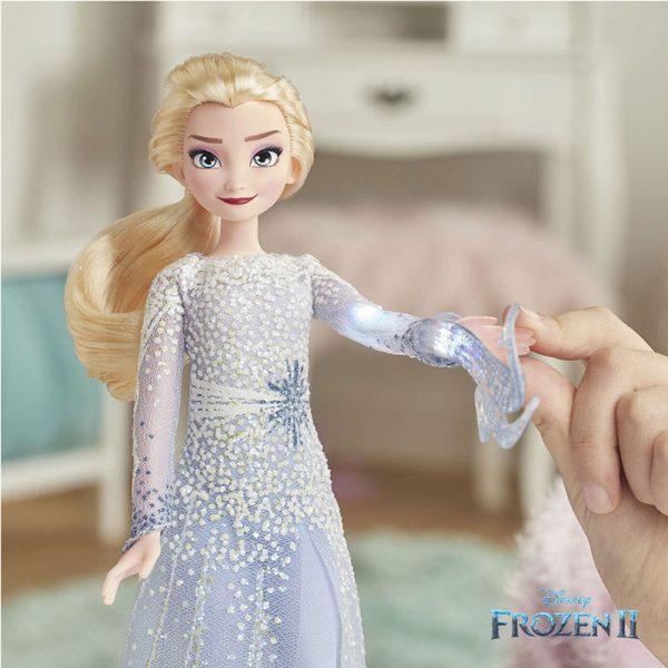 Frozen II Elsa Onda Mágica
