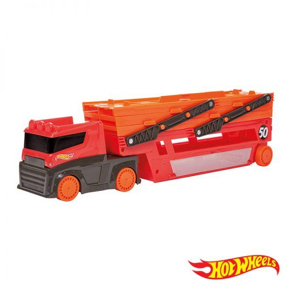 Hot Wheels Mega Camião de Transporte