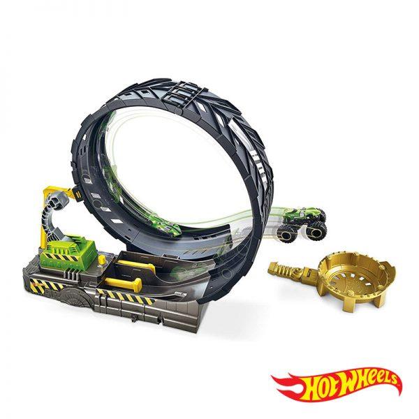 Hot Wheels Pista Monster Loop