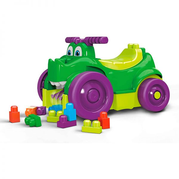 Mega Bloks Andador Dino Construtor