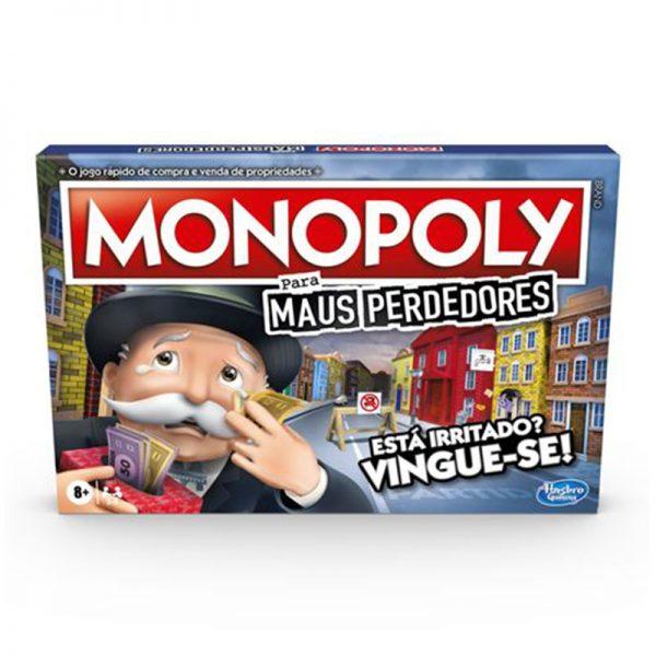Monopoly Maus Perdedores