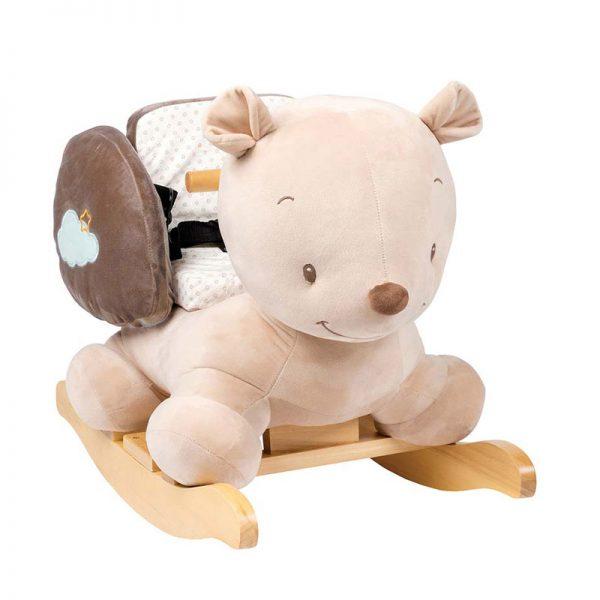 Nattou Rocker Urso Basile