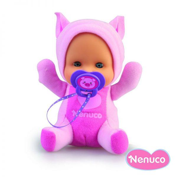 Nenuco Animalzinhos – Porquinho
