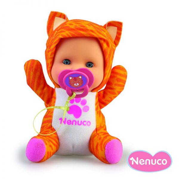 Nenuco Animalzinhos – Tigre