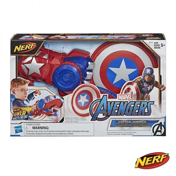 Nerf Power Moves Capitão América