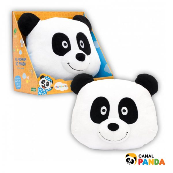 Panda Peluche Almofada