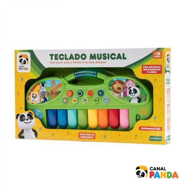 Panda Teclado Musical