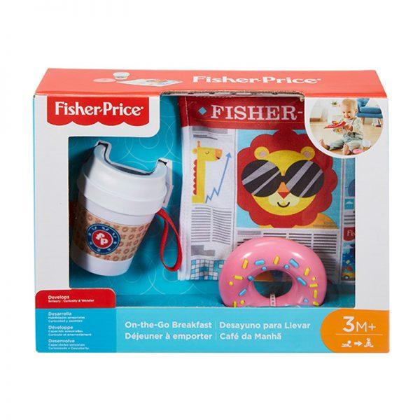 Pequeno Almoço Fisher-Price