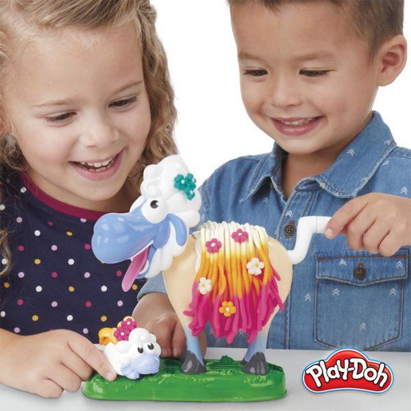 Play-Doh – Ovelha