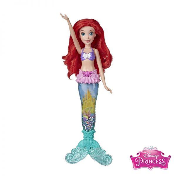Princesa Ariel Brilho de Luz