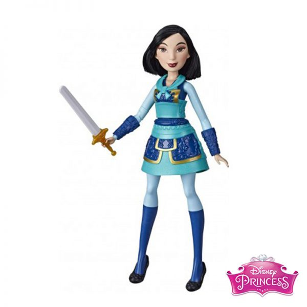 Princesa Mulan Guerreira