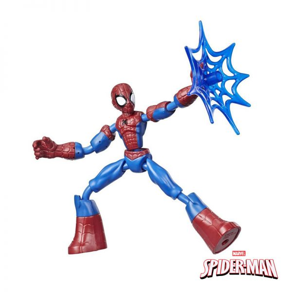 Spider-Man Bend and Flex – Spider-Man