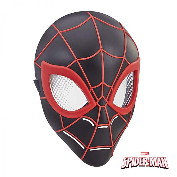 Spider-Man Máscara Preta