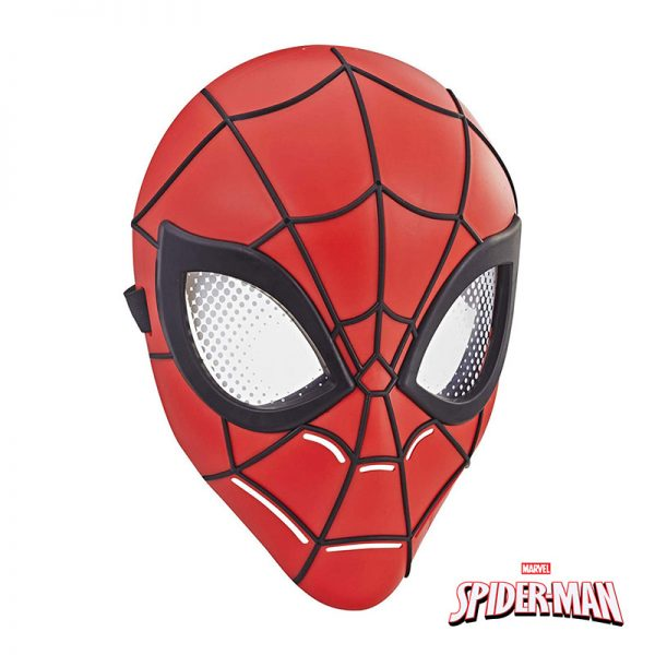 Spider-Man Máscara Vermelha