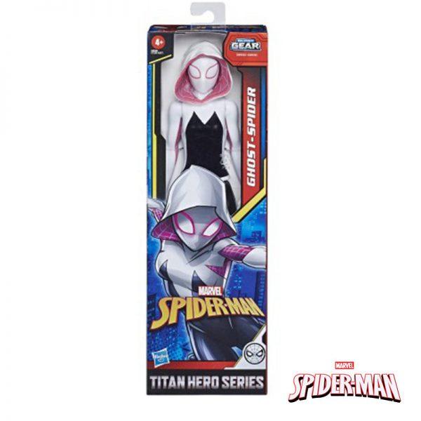 Spider-Man Titan Ghost-Spider
