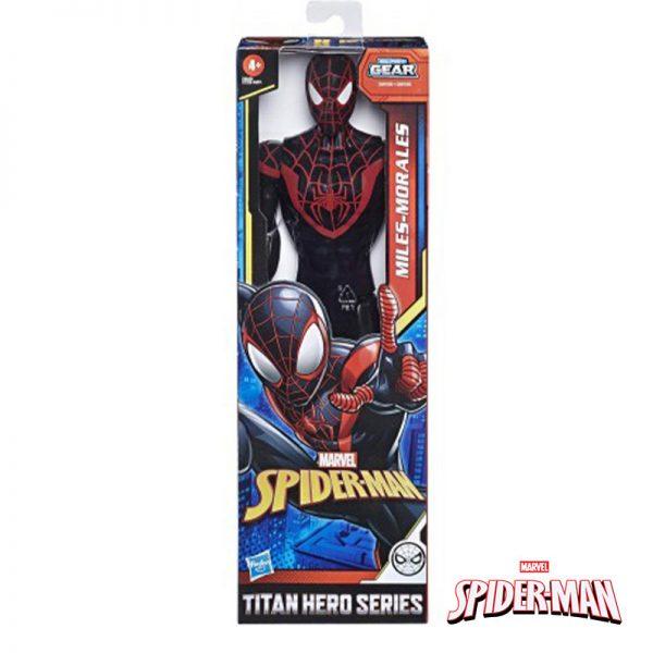 Spider-Man Titan Miles Morales