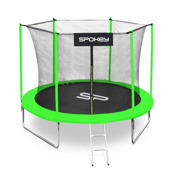 Trampolim Spokey Jumper 305cm Verde