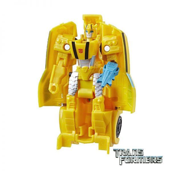 Transformers Cyberverse 1Step Bumblebee