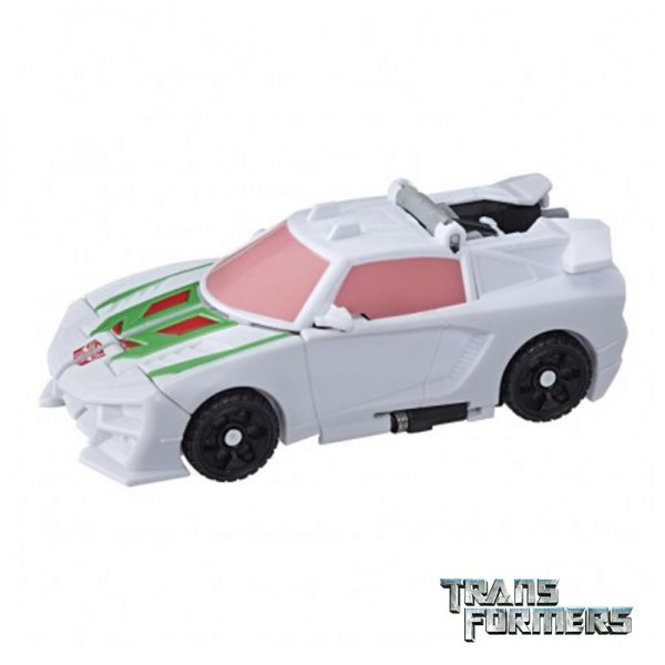 Transformers Cyberverse 1Step WheelJack