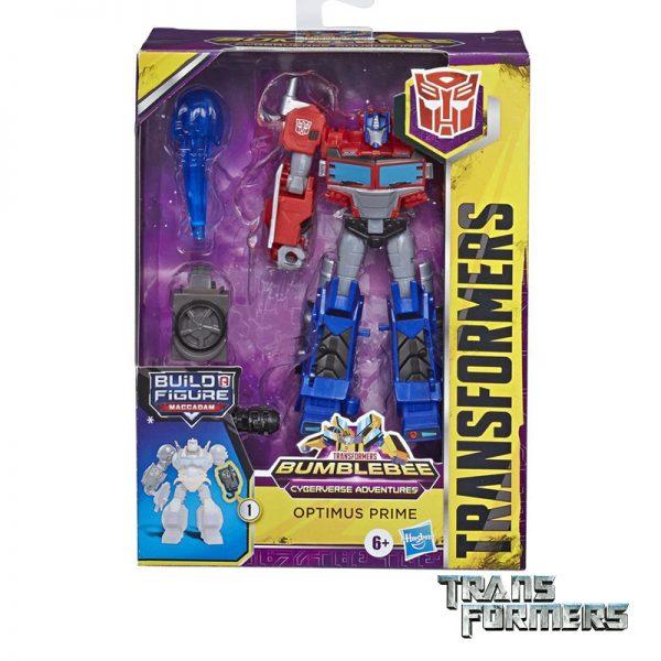 Transformers Deluxe Optimus Prime