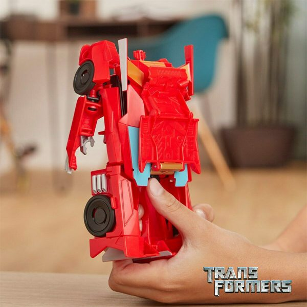 Transformers Cyberverse Ultra Hot Rod