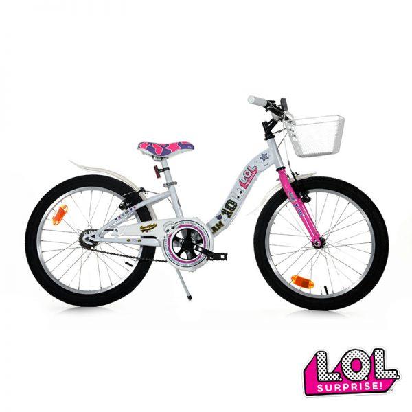 Bicicleta LOL Surprise! 20″