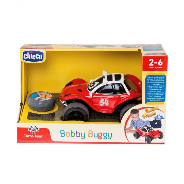 Bobby Buggy Carro RC