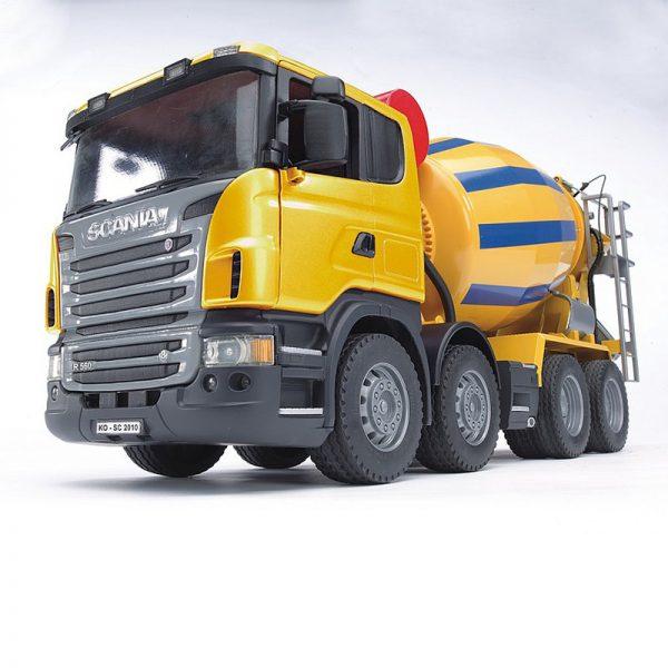 Camião Scania Betoneira