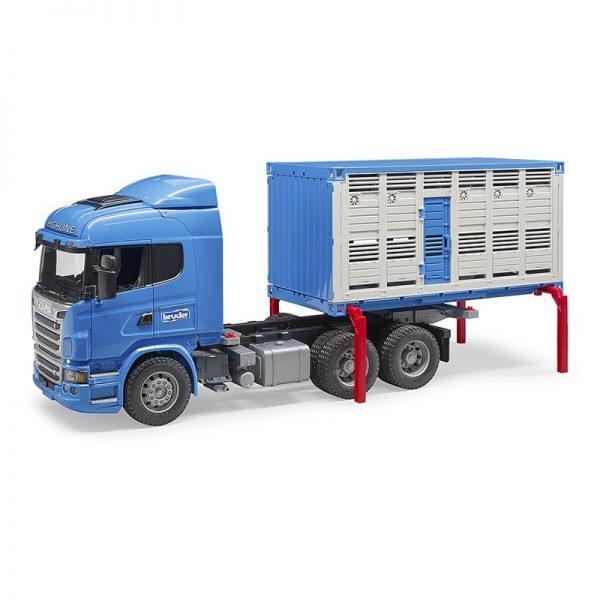 Camião Scania Transporte de Gado